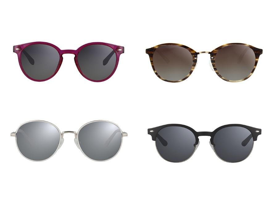 Okulary okrągłe