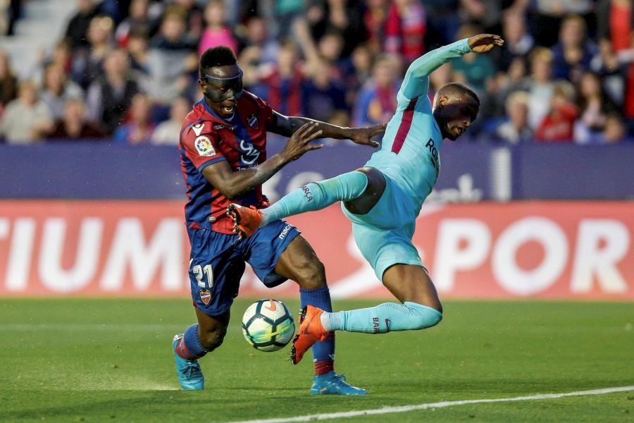 Emmanuel Boateng i Nelson Semedo
