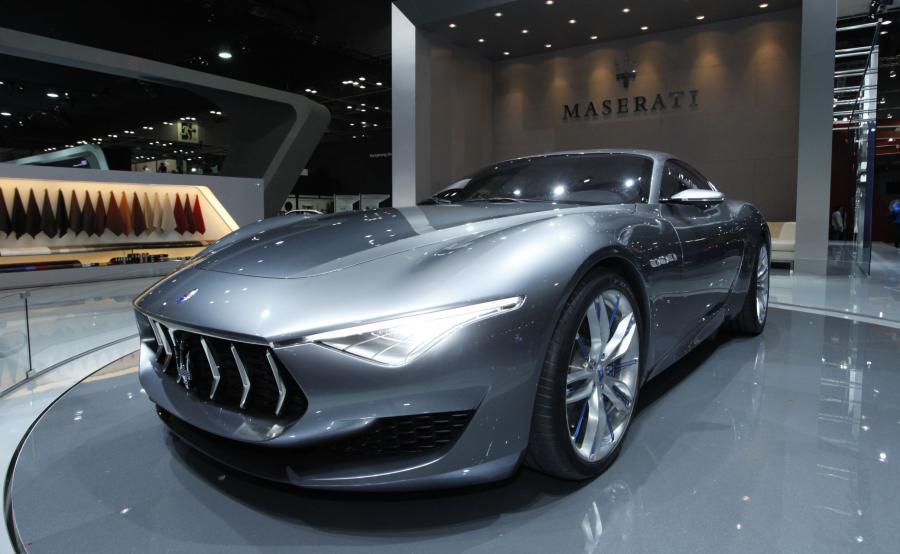 Maserati Alfieri Concept zadebiutował w 2015 roku w Genewie