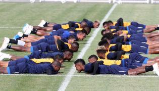 Piłkarze reprezentacji Panamy