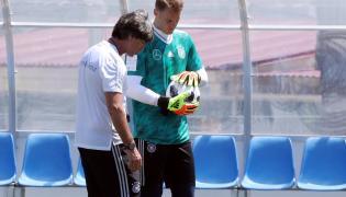 Manuel Neuer i Joachim Loew
