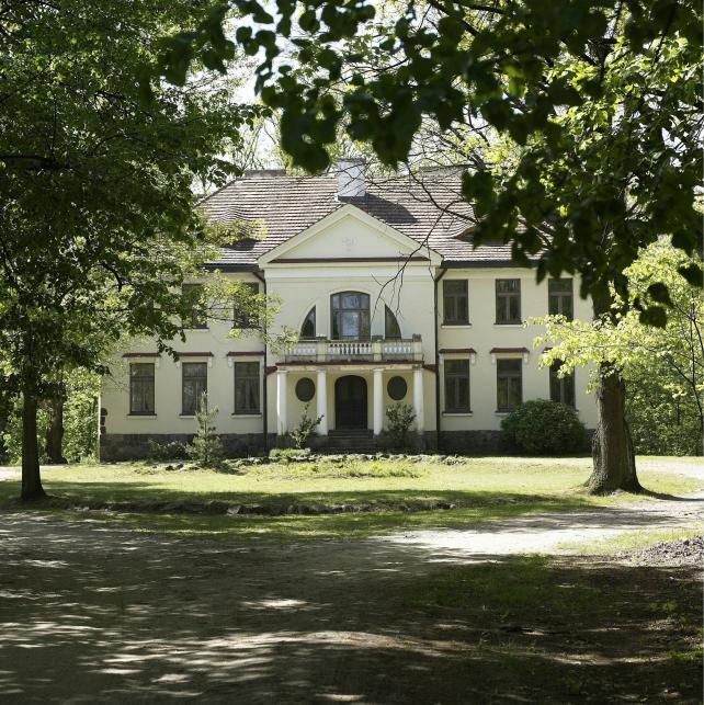 Stawisko - dom Anny i Jarosława Iwaszkiewiczów
