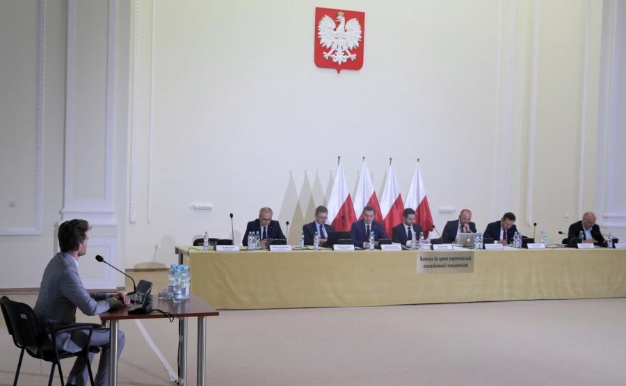 komisja ds. reprywatyzacji