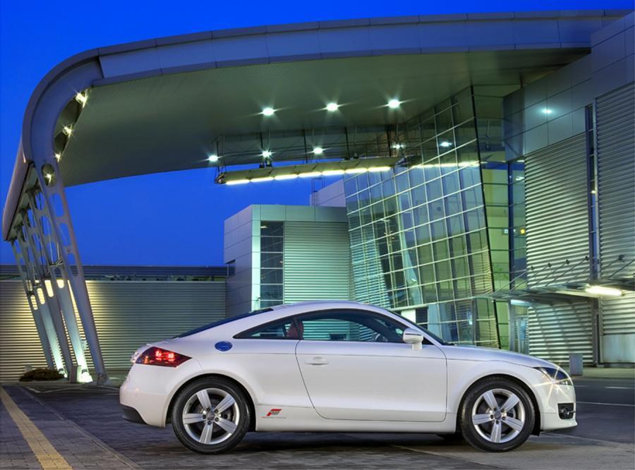 Audi TT i Forza Motorsport3 - ostra jazda!