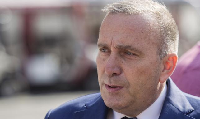 Schetyna o zmianach w ordynacji do PE: Klasyczna ustawka, PiS chce przestraszyć opozycję