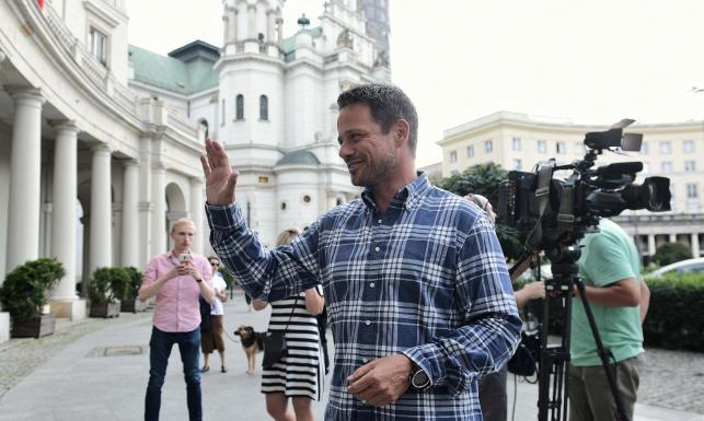 Nowa akcja PiS uderza w ludzi Trzaskowskiego.