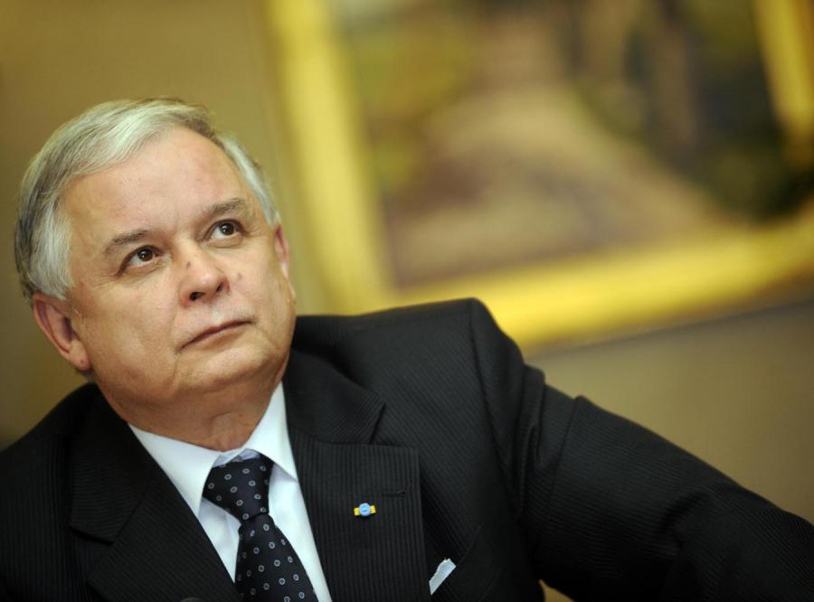 Prywatna mennica kontra NBP. Stawką Lech Kaczyński