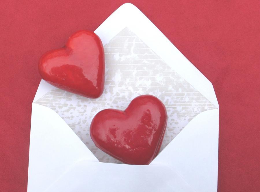 Uważaj otwierając walentynkowe maile