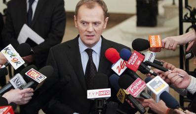 Tusk walczy o 150 milionów euro