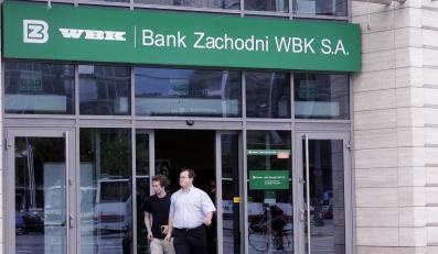 Pekao nie kupi BZ WBK