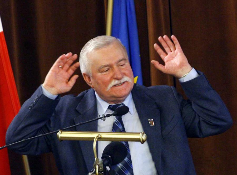 Gosiewski: Lech Wałęsa powinien zamilknąć