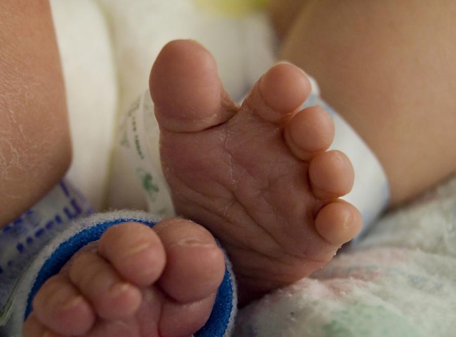 Dlaczego szpital nie pilnował niemowlaka!