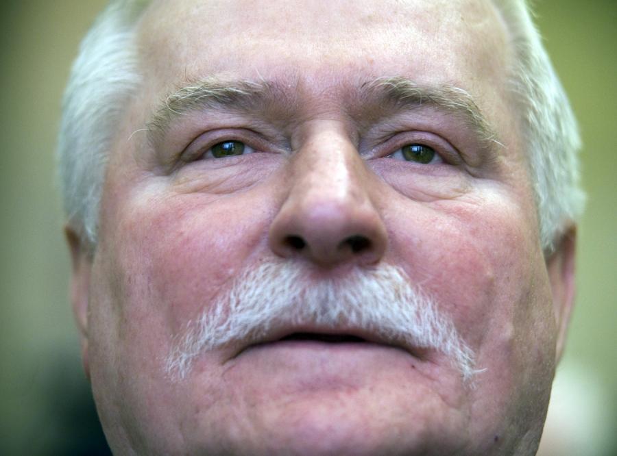 Lech Wałęsa skazany za \