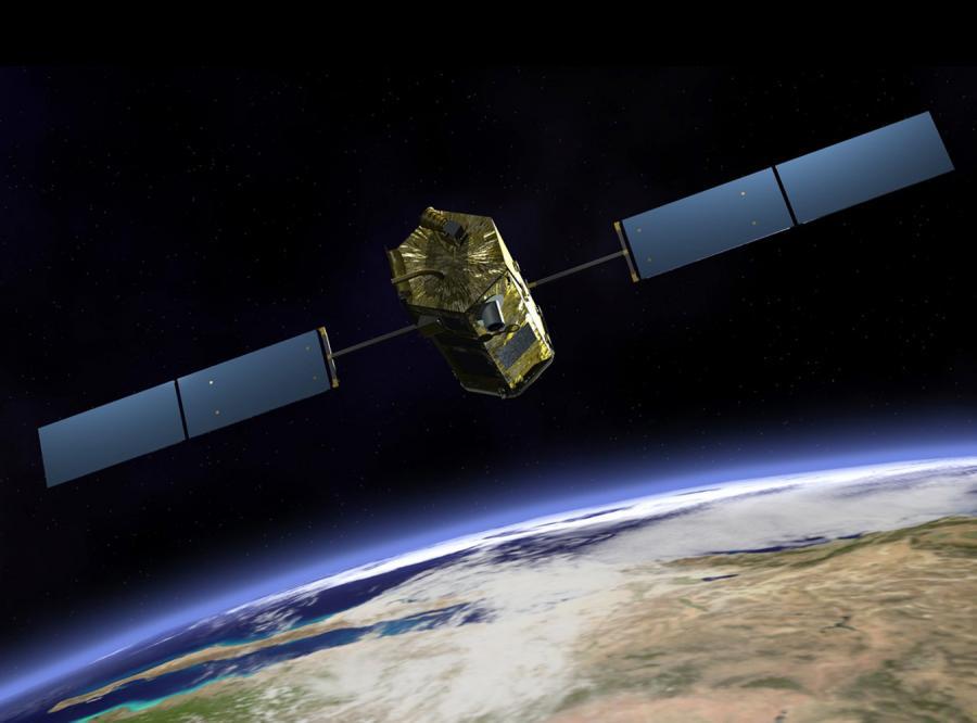 Ekologiczny satelita nie dotarł na orbitę