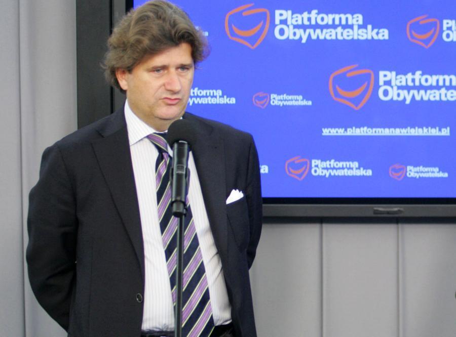 Lech Kaczyński ukarał Palikota