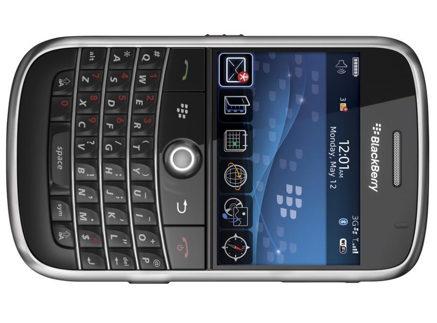 Sprzedaż BlackBerry Bold wstrzymana w Japonii