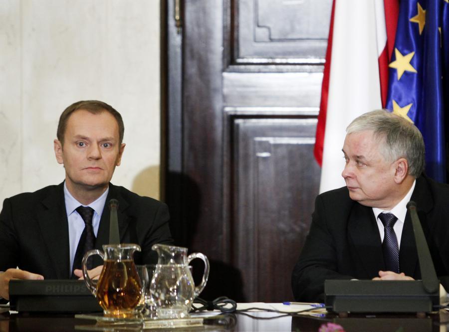 Prezydent nie dopuścił premiera do głosu