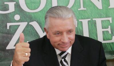 Lepper: Wracamy do Sejmu