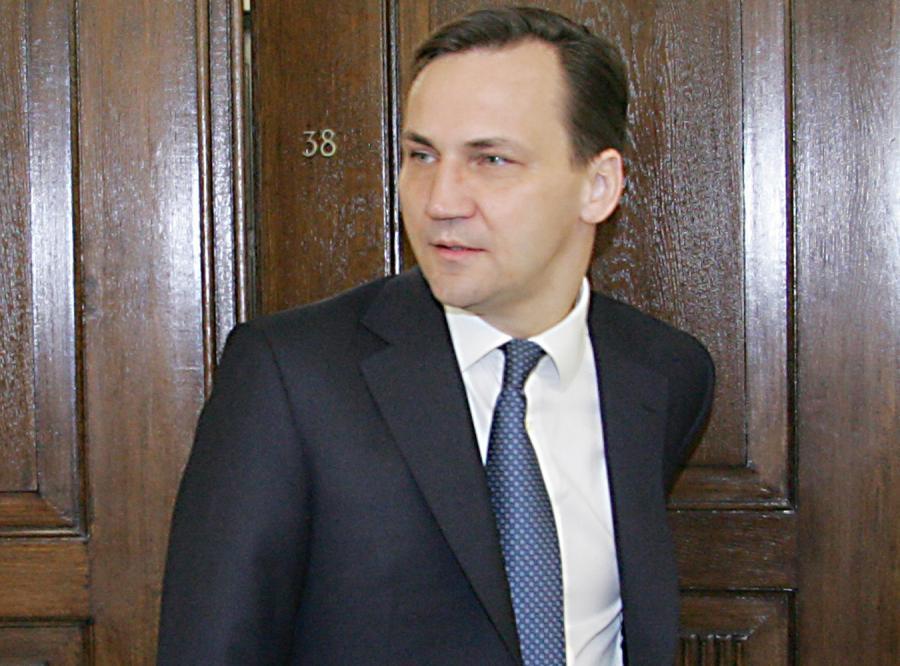 Sikorski chce dobrych stosunków z Rosją