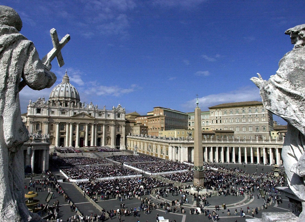 Watykan przechodzi na system HD