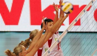siatkowka kobiet rzeszow grand prix mecz polska - usa n/z rosnerfoto marek zielinski 3/08/2007