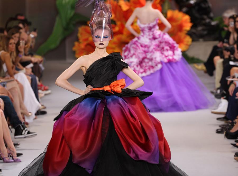 Ogród zakwita zimą: roślinna kolecja Diora