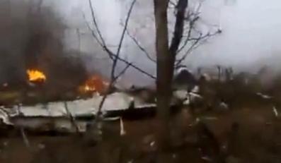 Rusza pierwsze prywatne śledztwo w sprawie katastrofy Tu-154