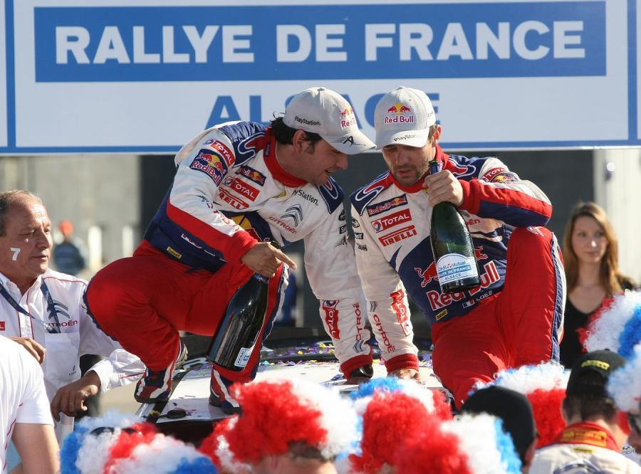 Francuz mistrzem świata po raz siódmy!
