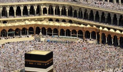Pielgrzymka do Mekki to jeden z filarów islamu i obowiązek każdego muzułmanina