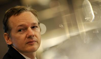 Assange: Wikileaks było atakowane przez banki