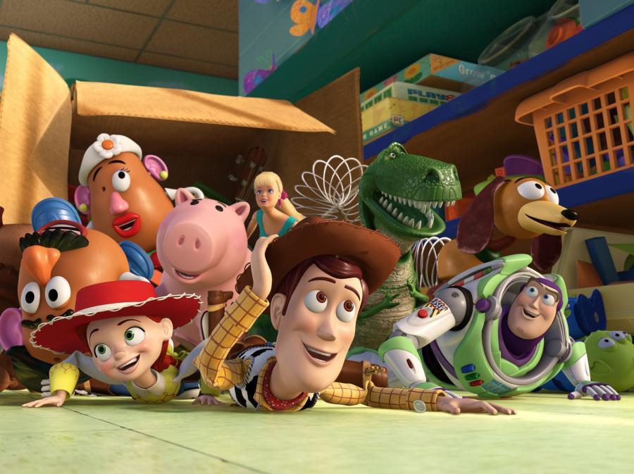 Zabawki Pixara ożyją po raz czwarty