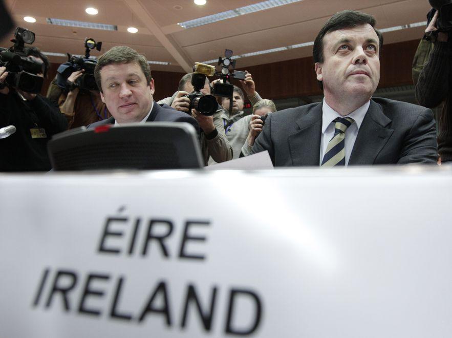 Irlandia tnie wydatki. Stracą premier i ministrowie