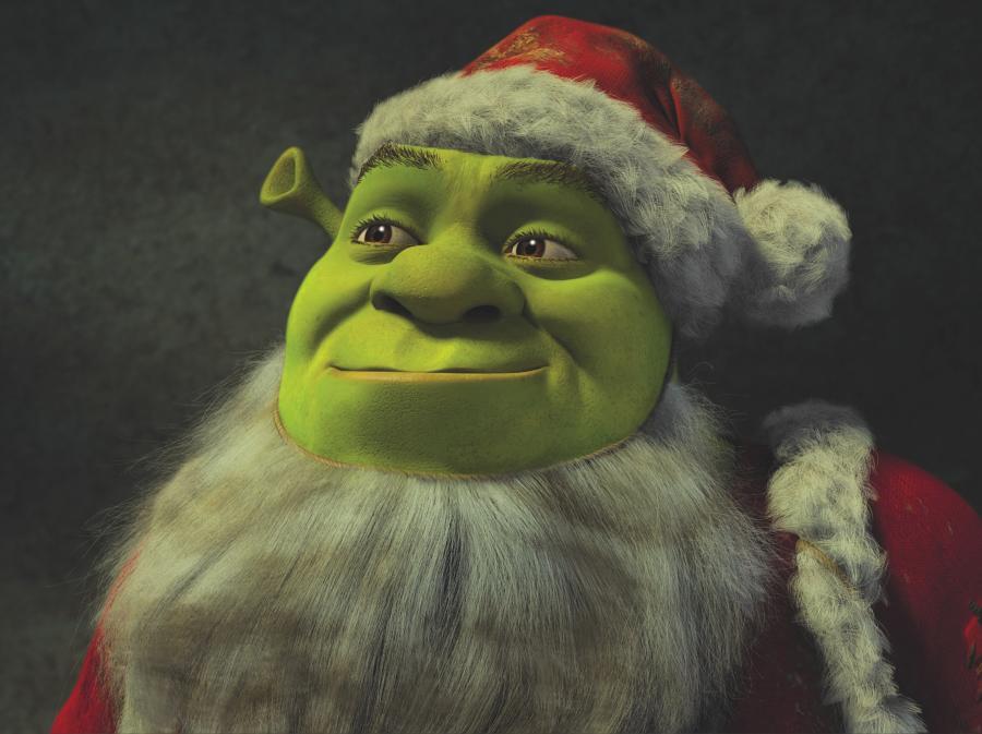 """""""Pada Shrek"""""""
