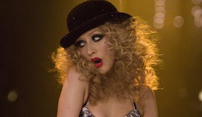 """""""Burleska"""" z Christiną Aguilerą ma już nominację do Złotego Globa. Czy dostanie też szansę na Oscara?"""