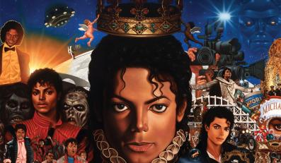 Król popu Michael Jackson