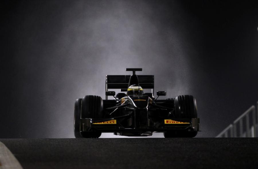 Mokry koniec testów Pirelli. Pod osłoną nocy