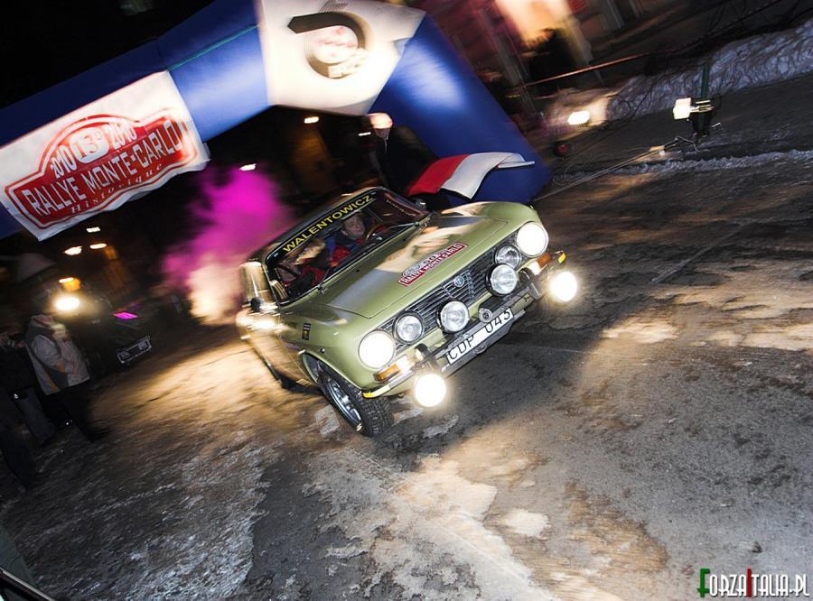 Polacy ścigają się do Monte Carlo! Alfą na kolcach