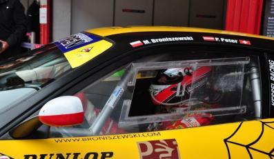Zwycięstwo Polaka w Ferrari!
