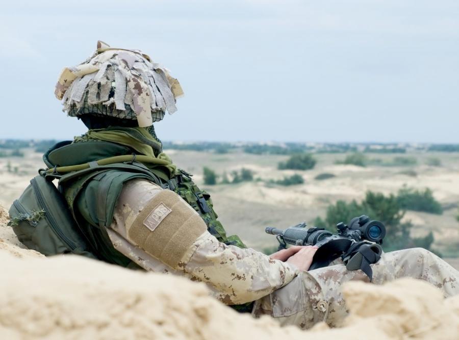 W Afganistanie zginął polski żołnierz