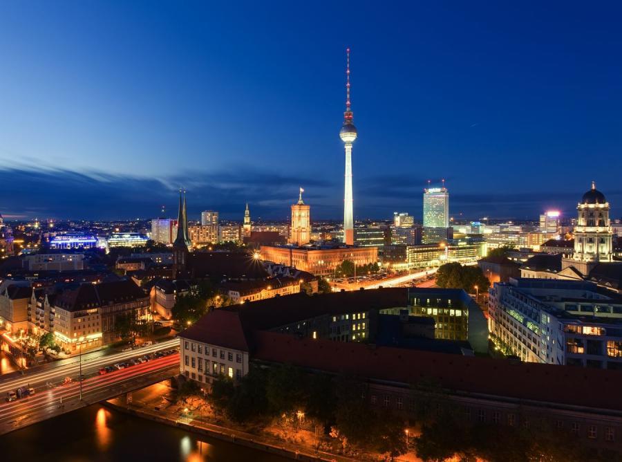 Berlin na nowo staje się stolicą Europy