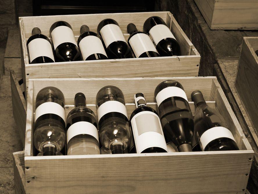 Wino to też inwestycja