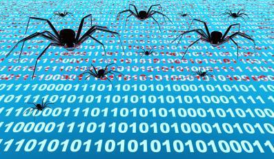 Wirusy atakują polskie serwery
