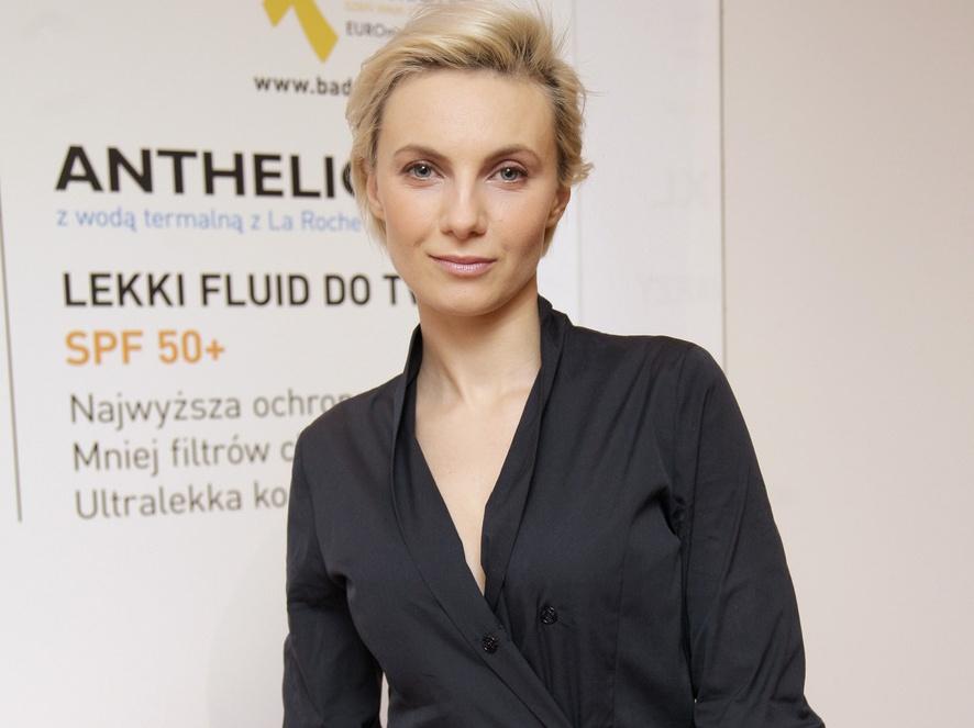 Sylwia Gliwa lubi zaskakiwać wyglądem