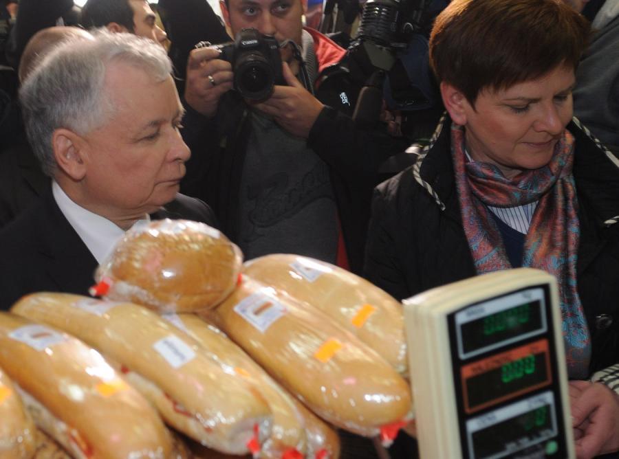 Nowy indeks ekonomiczny: koszyk Jarosława
