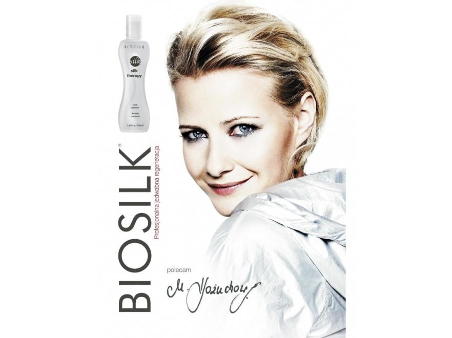Małgorzata Kożuchowska ambasadorką kosmetyków BioSilk