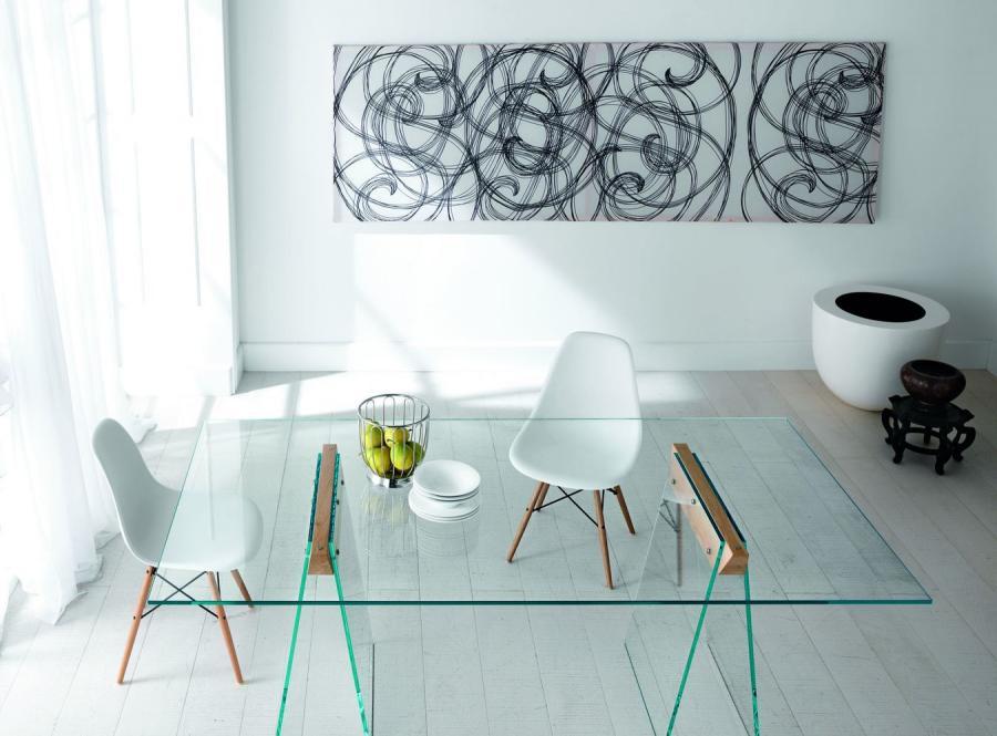Szklany dom, czyli nowy pomysł na aranżację wnętrz
