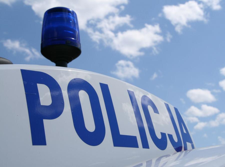 Przeładowany, zaniedbany lublin został zatrzymany przez policjantów