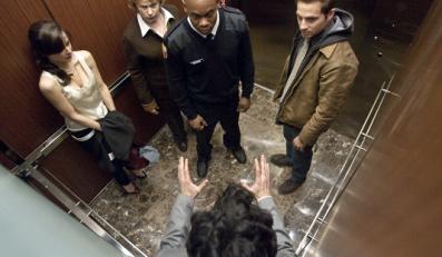 """""""Diabeł"""" w tkwi w windzie"""