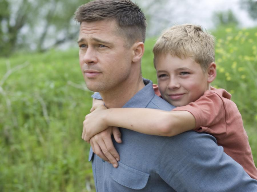 Brad Pitt w \