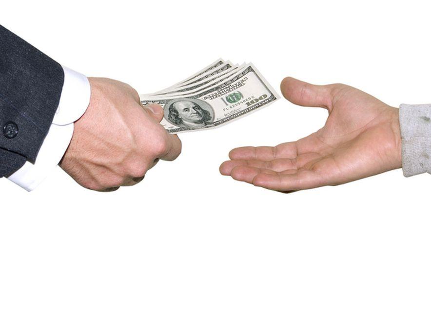 Pieniądze - wypłata